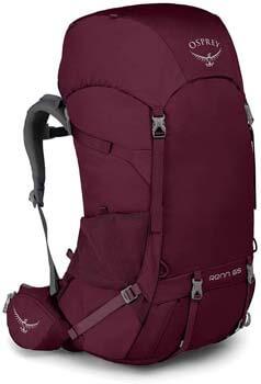 1. Osprey Renn 65 Women's Backpacking Backpack
