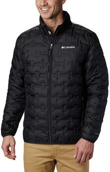 5. Columbia Men's Delta Ridge Down Jacket