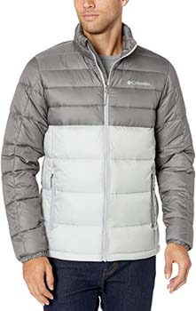7. Columbia Men's Buck Butte Insulated Jacket