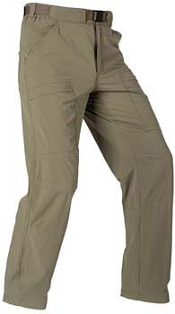 6. FREE SOLDIER Men's Outdoor Cargo Hiking Pants