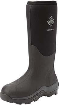 8. Muck Boot Arctic Sport Rubber High-Performance Men's Winter Boot