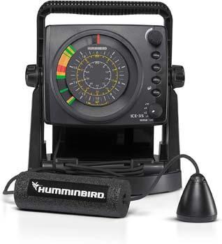 1. Humminbird ICE-35 Three Color Flasher