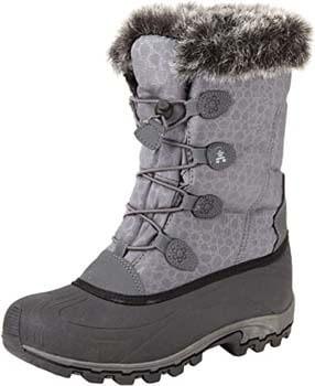 9. Kamik Women's Momentum Snow Boot