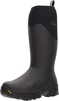 10. Muck Boots Arctic Ice Extreme Conditions Tall Rubber Men's Winter Boot