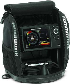 4. Humminbird ICE H5 Helix 5 Chirp GPS G2 FB Fish Finder 410970-1, ICE H5 Chirp GPS G2 FB