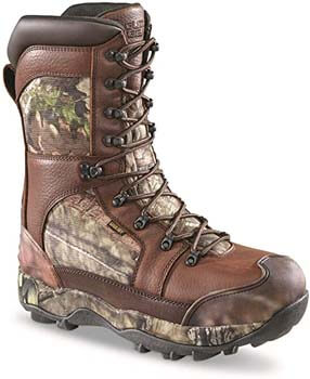 7. Guide Gear Monolithic Extreme Waterproof Insulated Hunting Boots, 2,400-gram Thinsulate Ultra