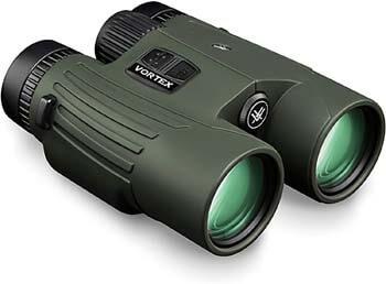 4. Vortex Optics Fury HD 5000 Roof Prism Laser Rangefinder Binocular