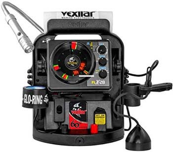 9. Vexilar FLX-28 60th Anniversary Ultra Pack Ice Fishing Combo UP28A