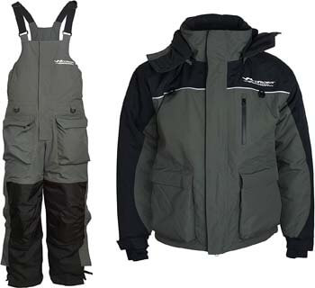 9. WindRider Ice Fishing Suit
