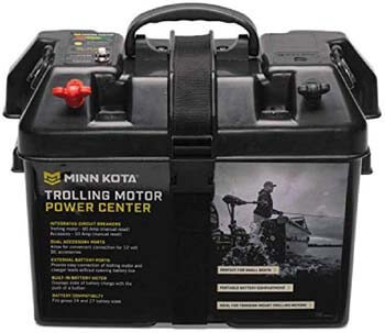 2. MinnKota Trolling Motor Power Center
