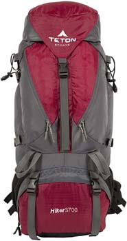 1. TETON Sports Ultralight Backpacks