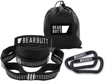 7. Bear Butt Kodiak Hammock Straps