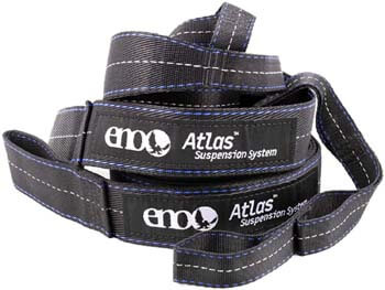 10. ENO, Eagles Nest Outfitters Atlas Hammock Straps