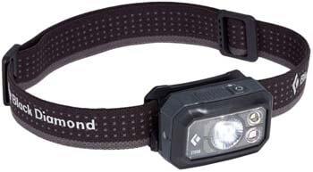 2. Black Diamond Storm 400 Headlamp, Unisex, One Size (400 Lumens)