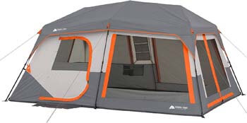 10. Ozark Trail Instant Cabin Tent