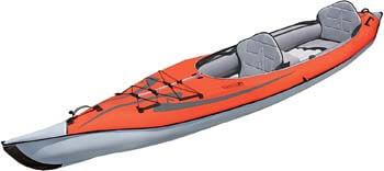 9. Advanced Elements AdvancedFrame Convertible Inflatable Kayak