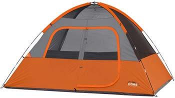 3. CORE 6 Person Dome Tent 11' x9'