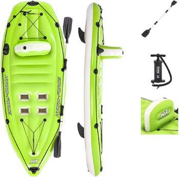 7. Bestway Hydro-Force Koracle Inflatable Kayak Set