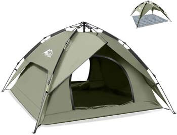 7. BFULL Instant Pop Up Camping Tents