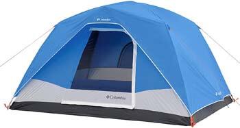 6. Columbia Modified 3 Person / 4 Person / 6 Person / 8 Person Dome Tents