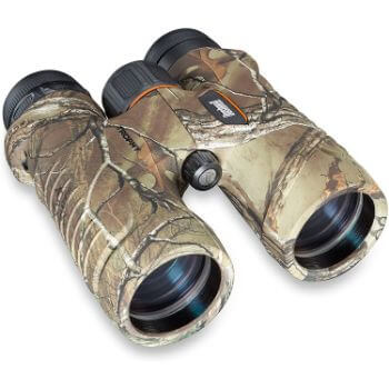 9. Bushnell 334211 Trophy Binocular, Realtree Xtra, 10 x 42mm